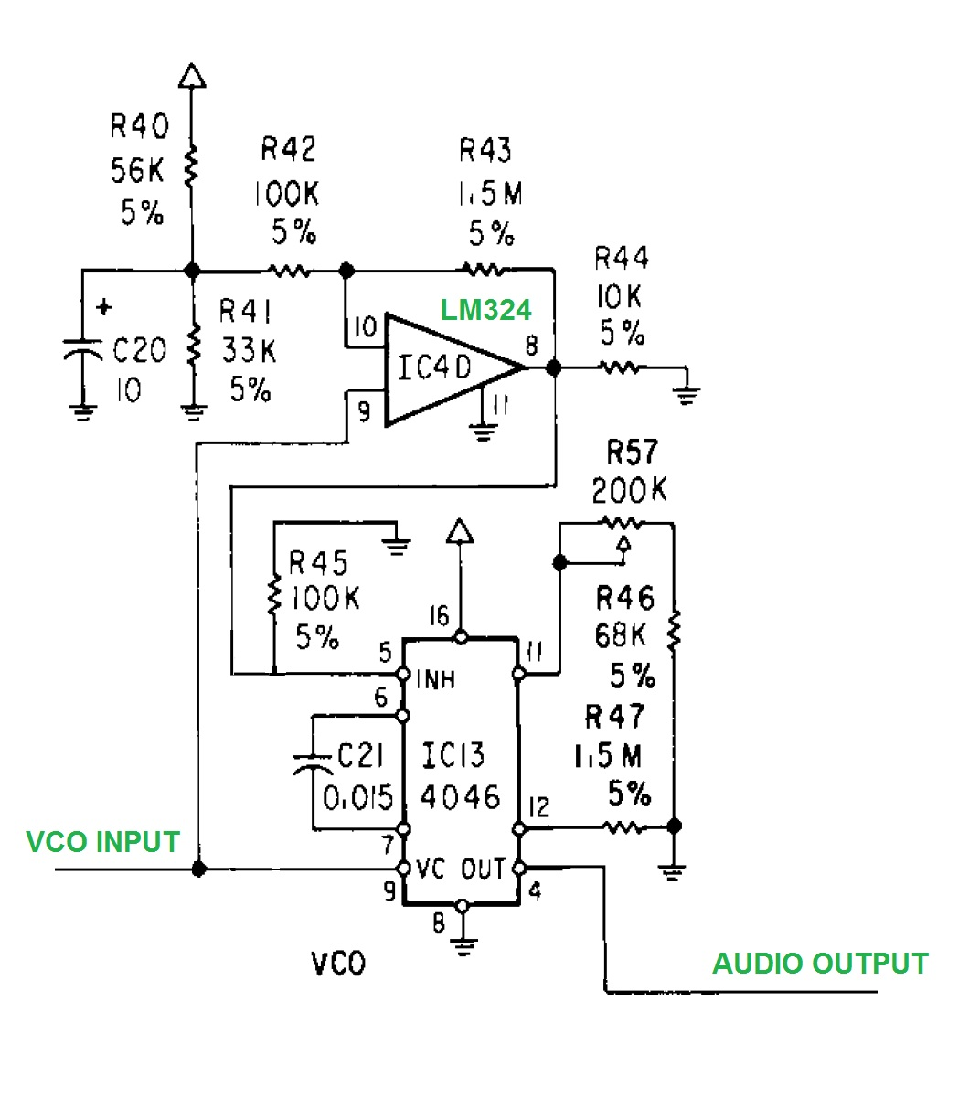 A Siren Circuit With Diagram Which Produces Stronghigh Power Electronic Components Blog Mini Trombone Sound Generator By Lm3909
