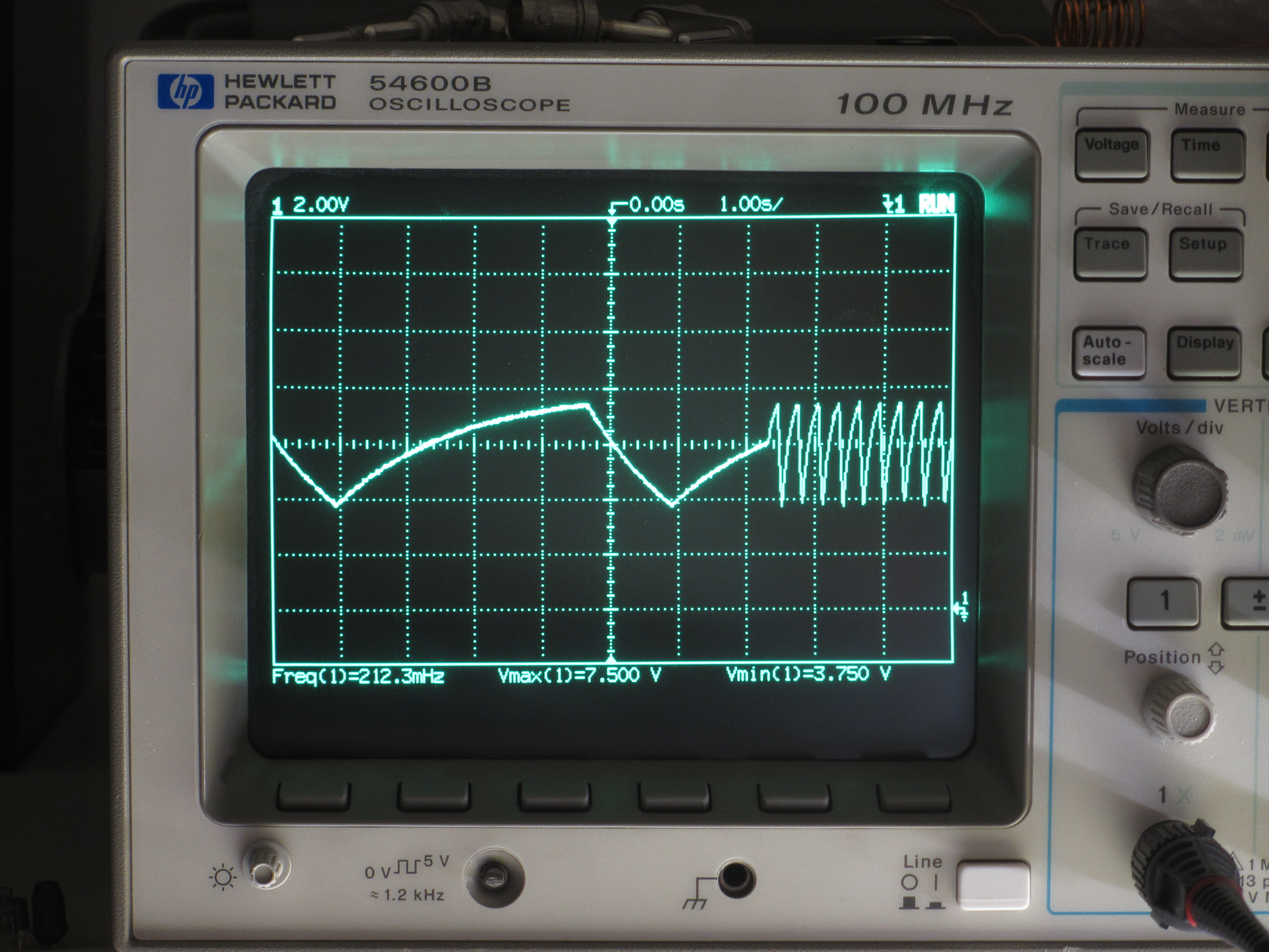 Police Siren Simons Satcom Page Voltage Controlled Oscillator Vco Using A 555 Timer First Picture Is The Schematic Of Rate And Other Scope Plot Wail Yelp Tones